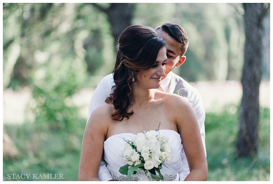 White Wedding Pioneers Park Lincoln Ne Stacy Kamler