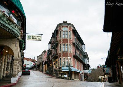 Eureka Springs Historic Downtown