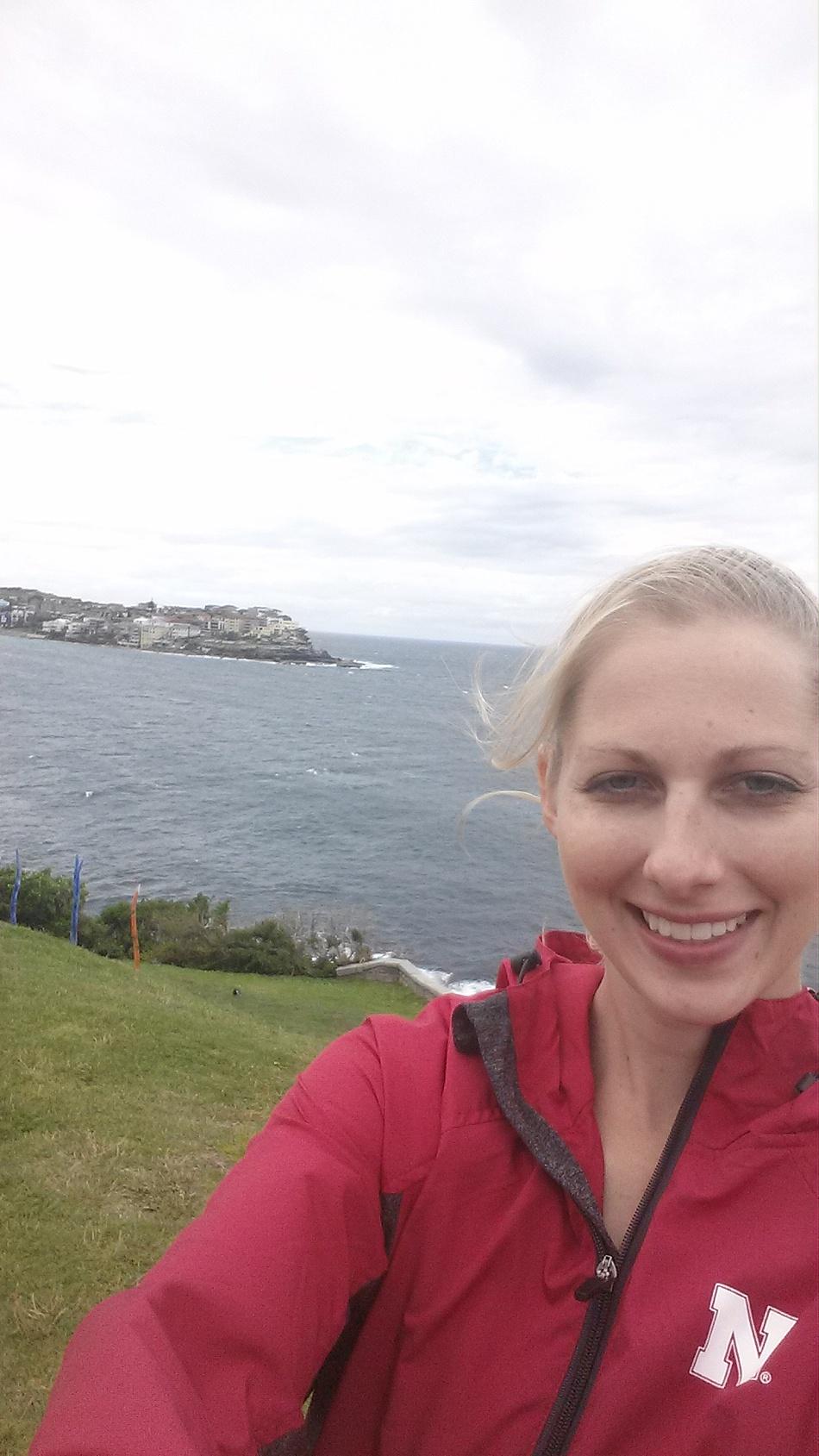 Bondi Beach Selfie