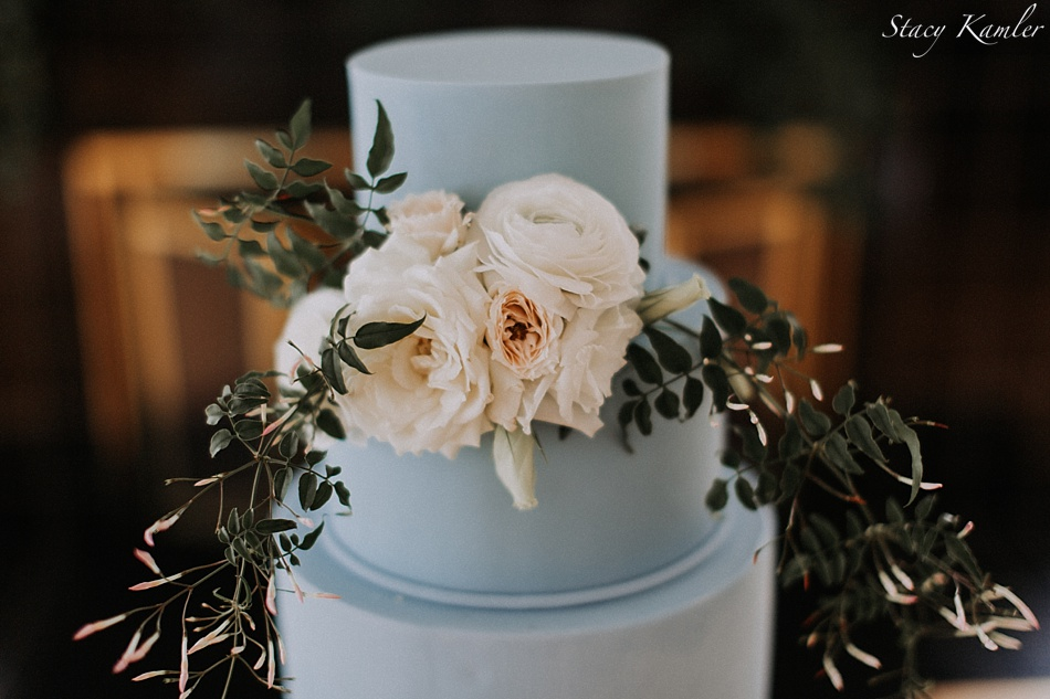 The Bakeaholic Cake for styled shoot in Utah