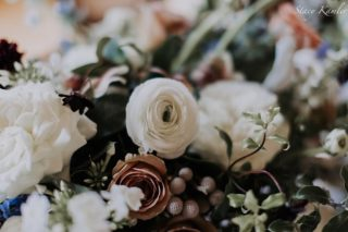 Florals by Over the Top Events Utah for Photo Native Styled Shoot
