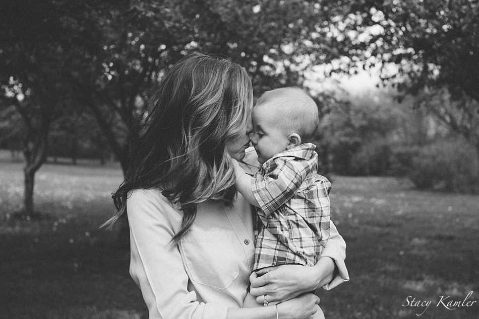Mother and Son Photos at mahoney park, Lincoln NE