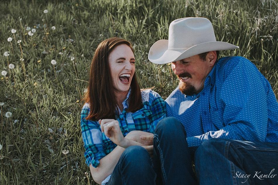 Nebraska Engagement Photographer, Western Nebraska