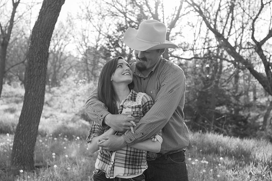 Engagement photos in western nebraska