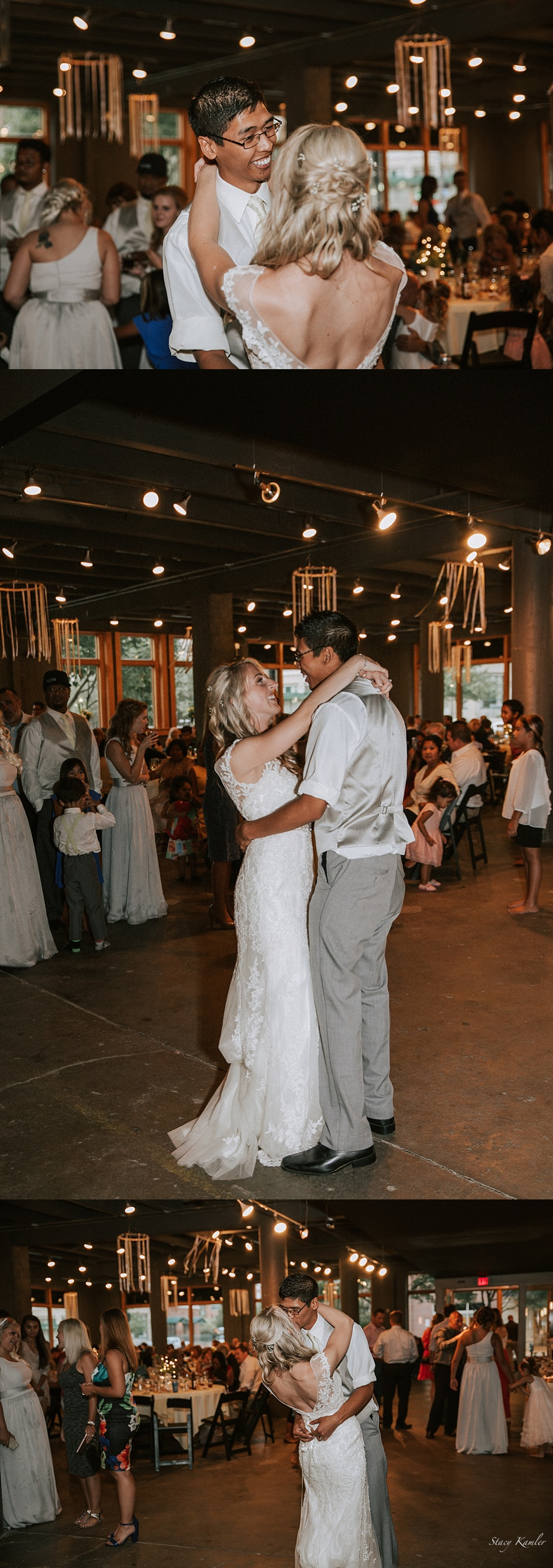 First Dance at One Thousand Reception