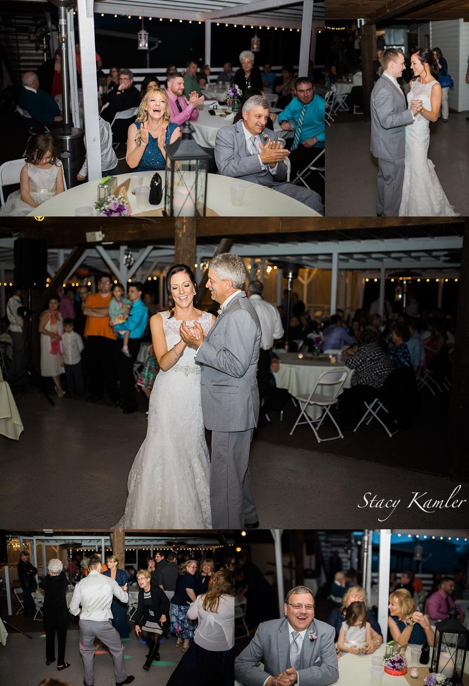 Chris Maggie Country Pines Wedding Lincoln Ne Stacy Kamler