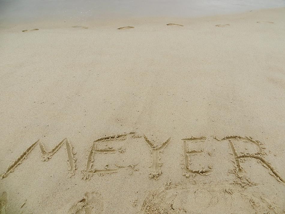 Meyer at Bondi Beach
