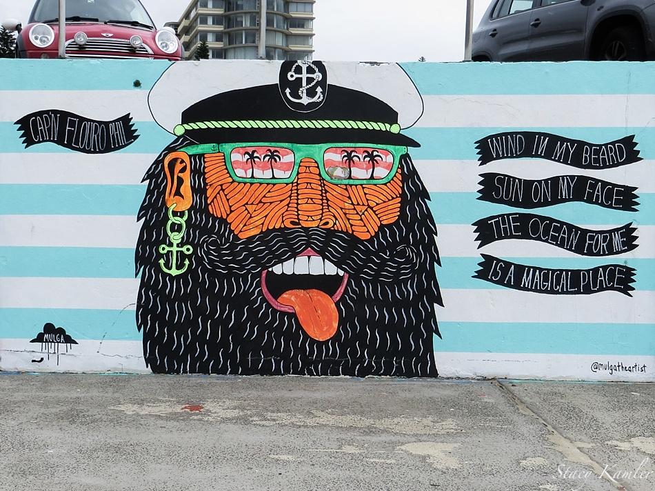 Artwork by Bondi Beach