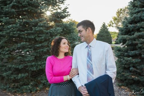 Formal Engagement Photos at the State Capitol