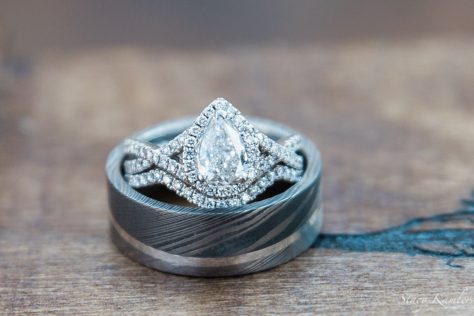 Ring Shot, Lincoln NE Wedding Photographer