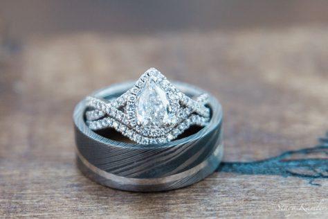 Ring Shot, Lincoln NE Wedding Photographer