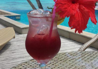 Drinks in Rarotonga