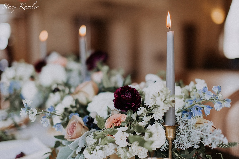 Over the Top Events Utah, Table Centerpieces for Wedding