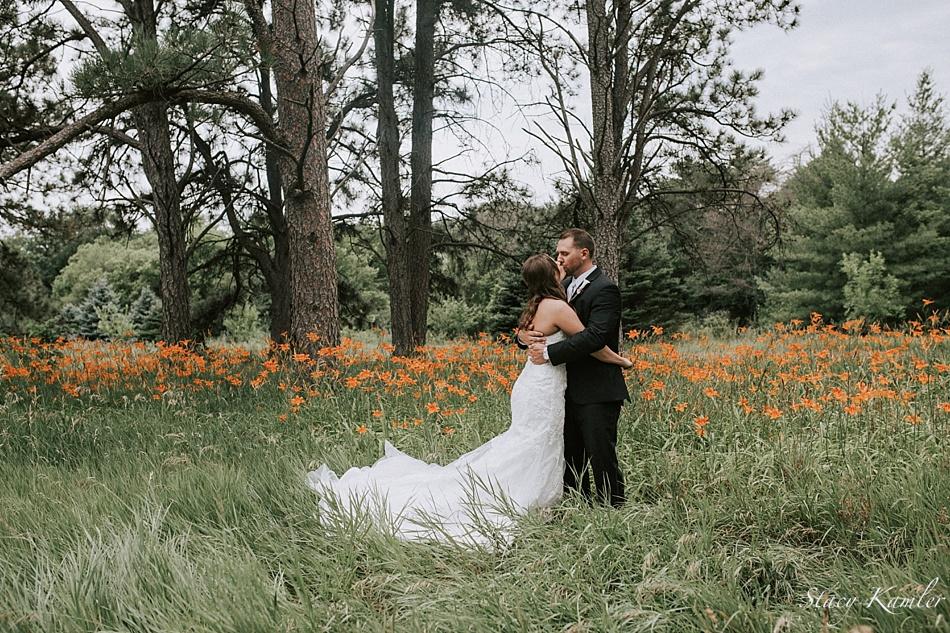 Summer Wedding in Nebraska