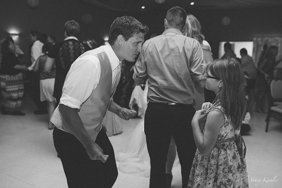 Dancing at Lincoln, Ne reception