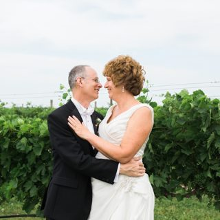 Nebraska Vineyard Wedding Photos