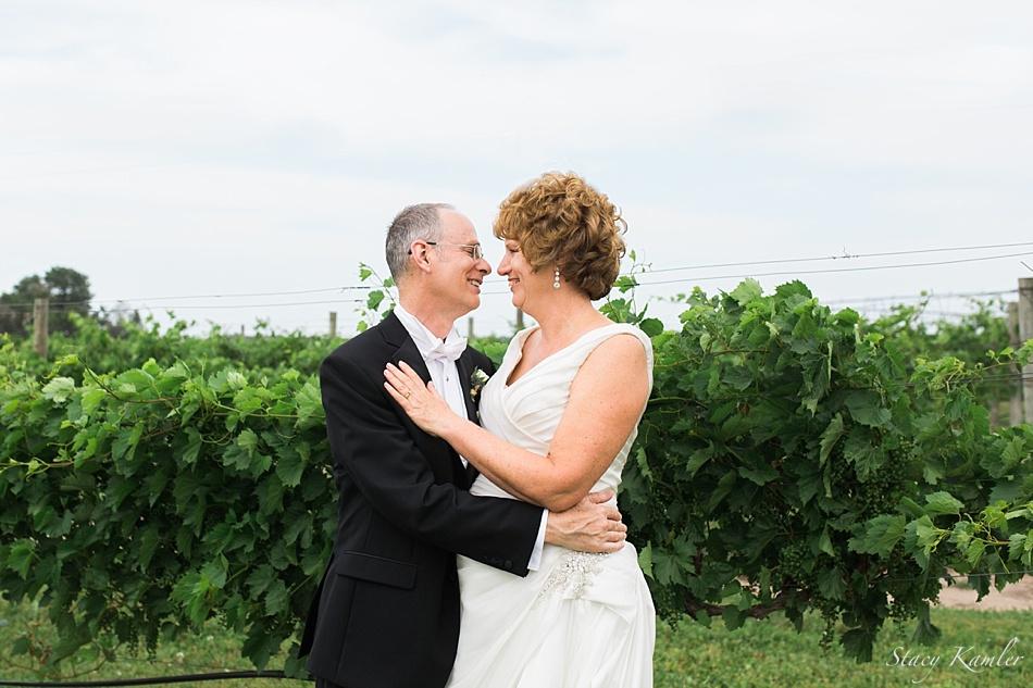 Nebraska Vineyard Wedding Photos
