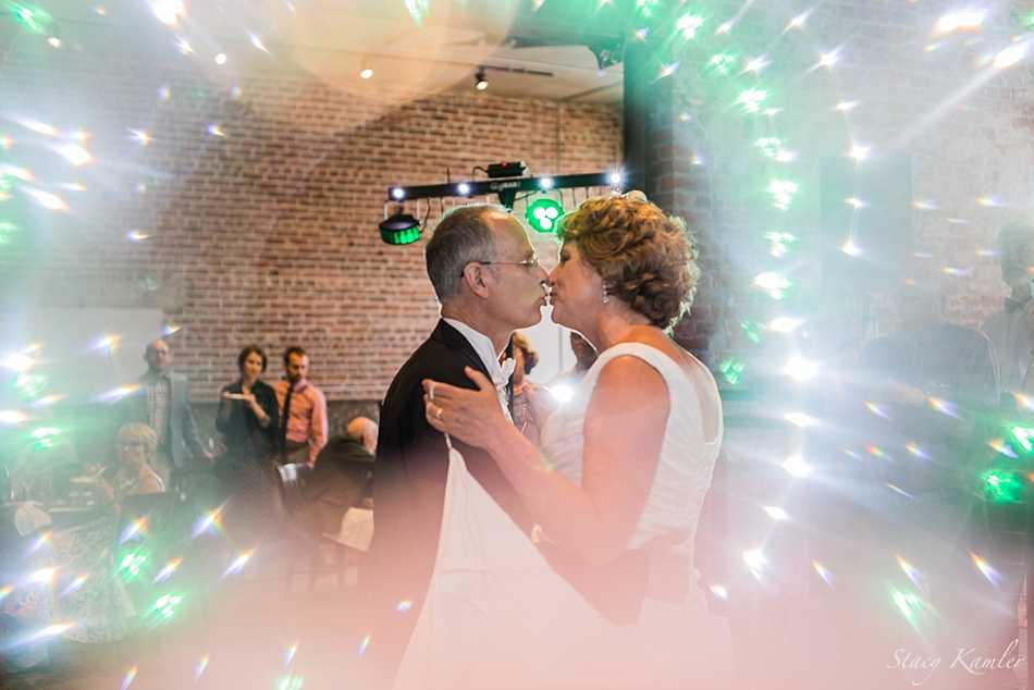 First Dances with prisms