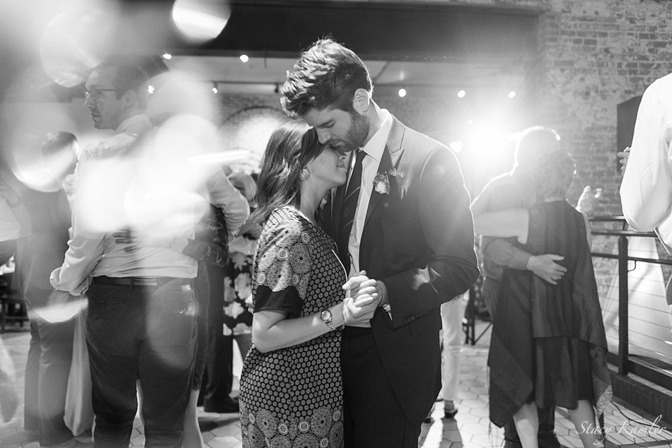 Slow Dancing at the Wedding Reception