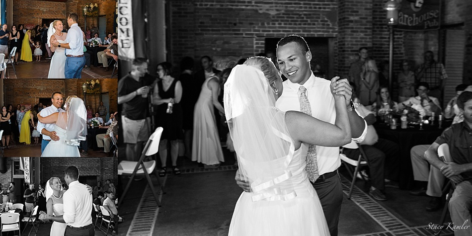 First Dance with Son