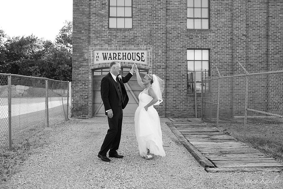 Dancing photos of Bride and Groom