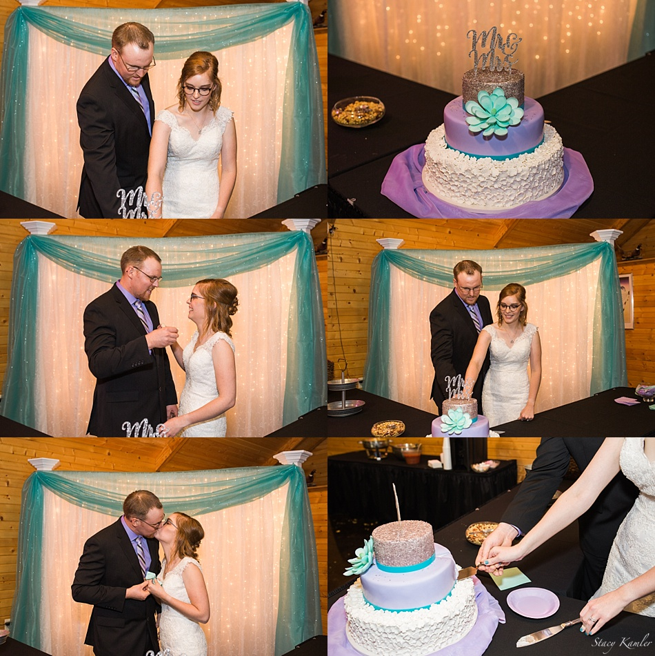 Cake Cutting at Stone Creek Event Center, McCool Junction, NE