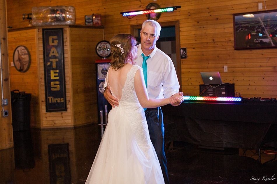 Father Daughter Dance at McCool Junction, NE