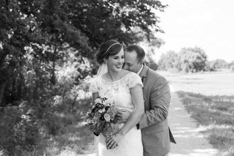 Wedding Portraits near Lincoln, NE
