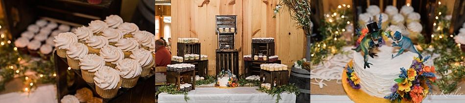 Cake at Roca Ridge Event Center