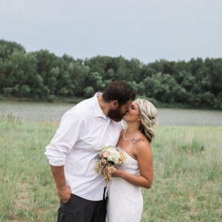 Small, Intimate Wedding Photographer