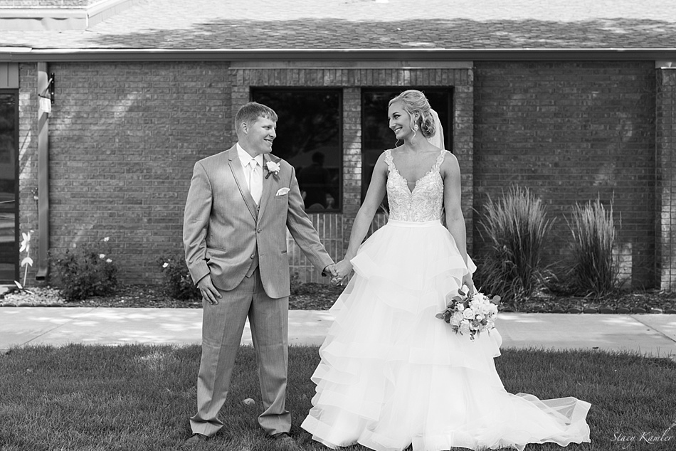 Wedding Portraits in North Platte, NE