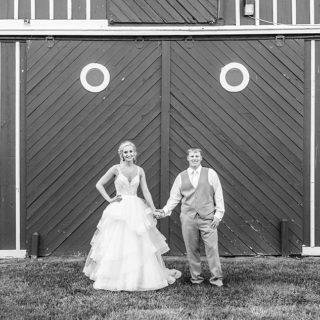 Bridal Portraits at Scout Rest Ranch