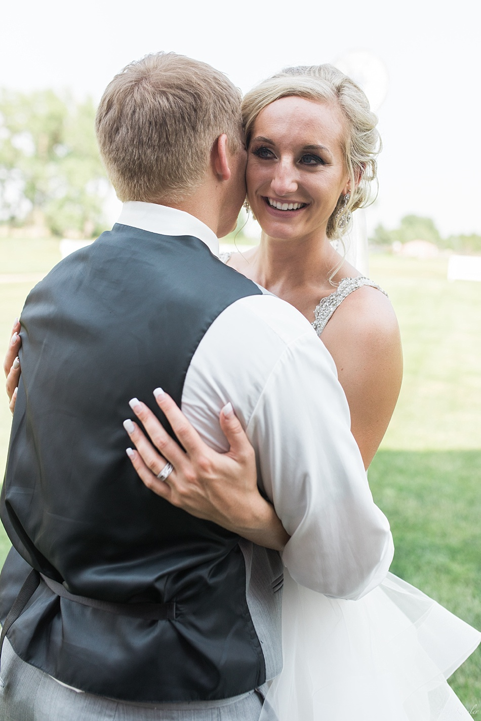 Bride and Groom Photos at Scouts Rest Ranch