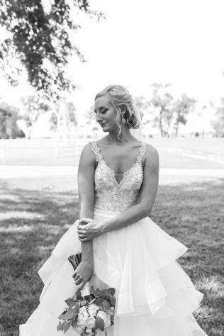 Bride Portraits in Allure Dress