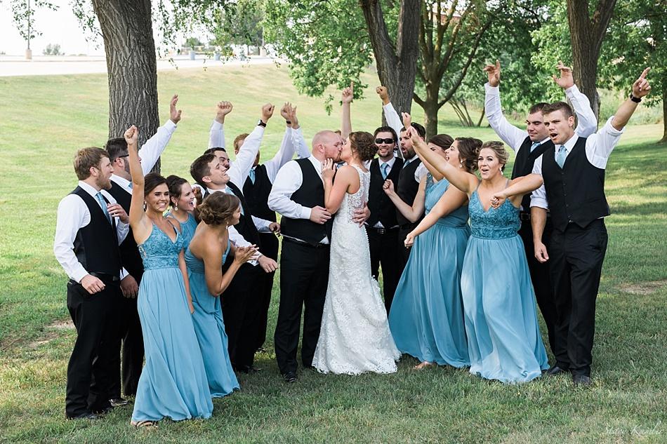 Bridal Party in Kearney, NE