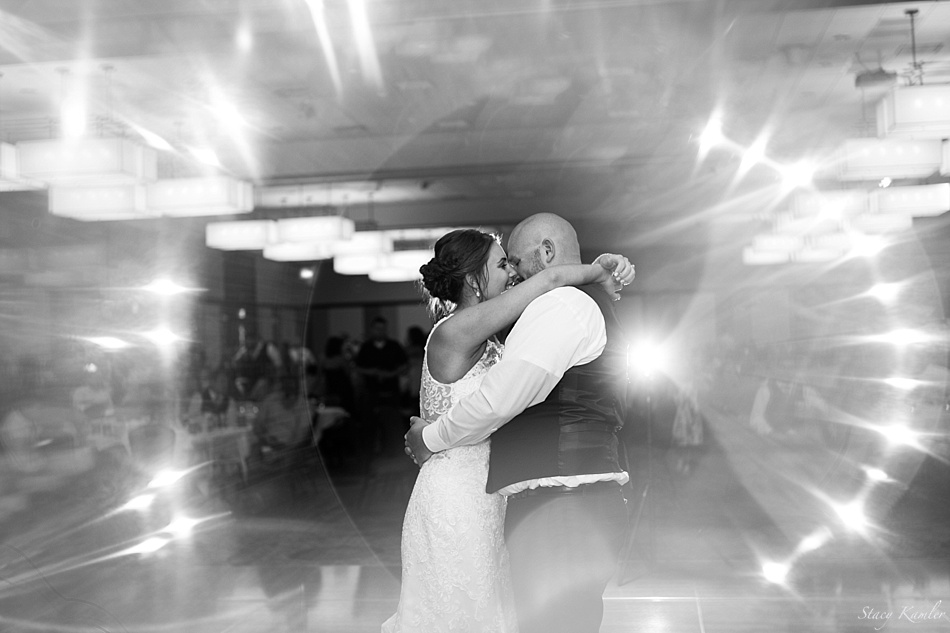First Dance at the Younes Convention Center