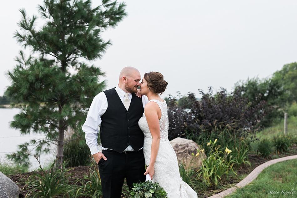 Bride and Groom Photos, Kearney, NE