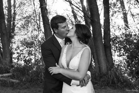 Backyard Wedding In Lexington, NE