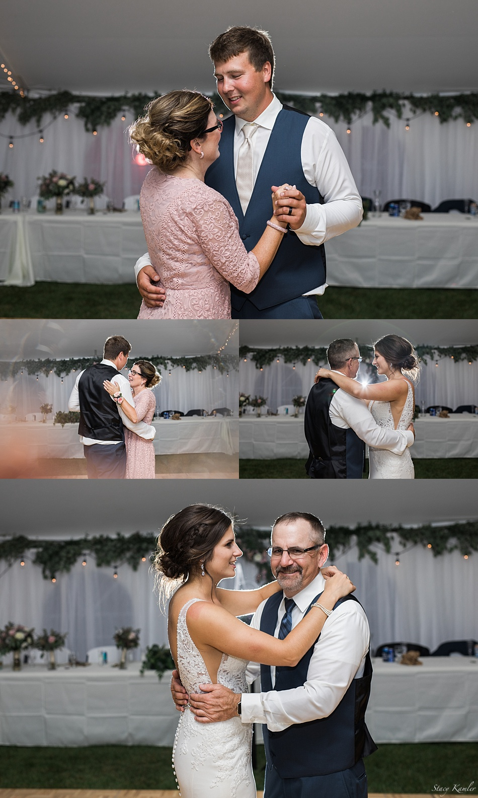 Mother/Son and Father/Daughter Dances