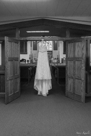 Dress from Davids Bridal