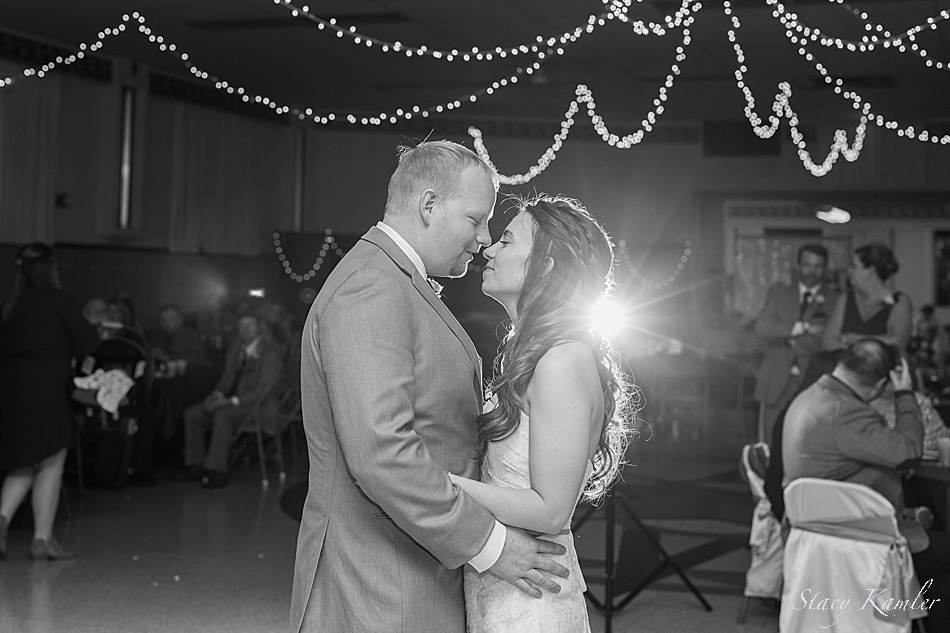 First Dance as Bride and Groom