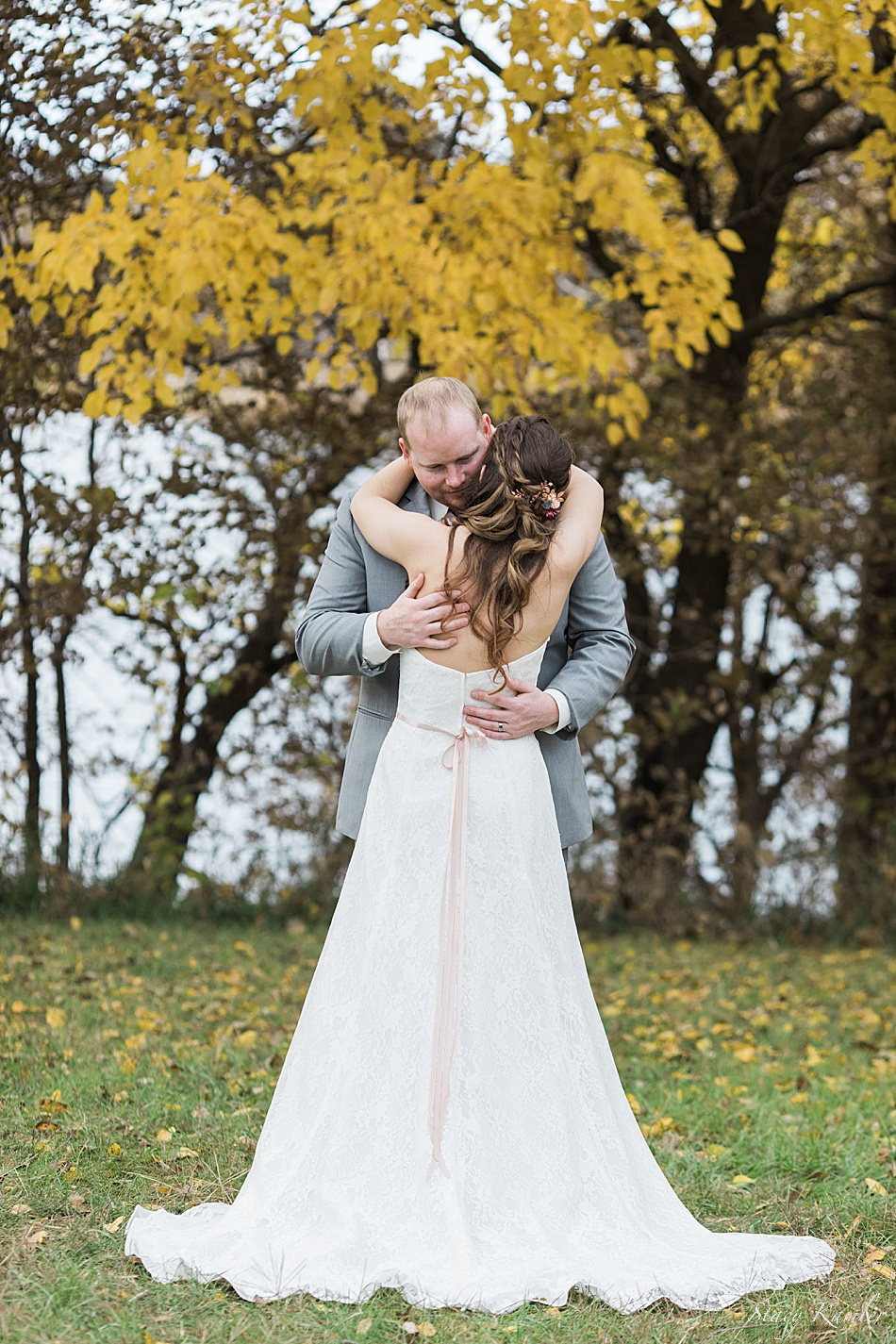 Nebraska Fall Wedding