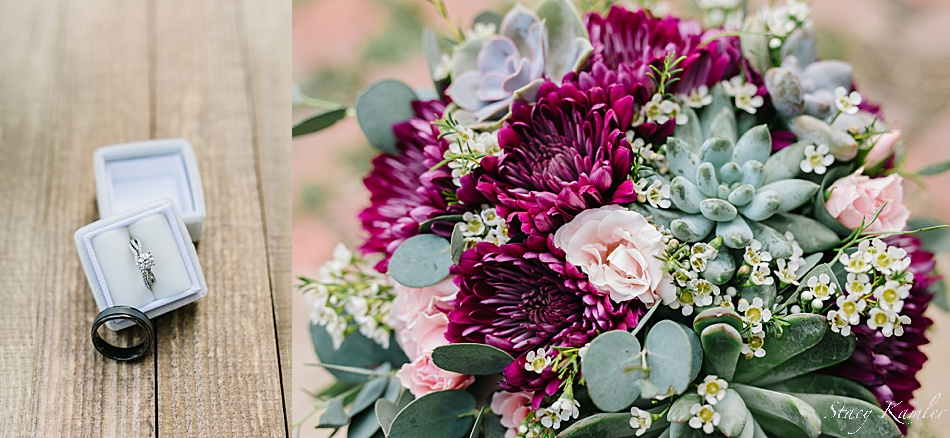 Wedding Flowers, York, NE