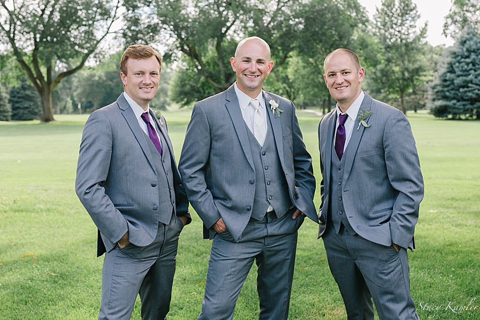 Groom Portraits at the York Country Club