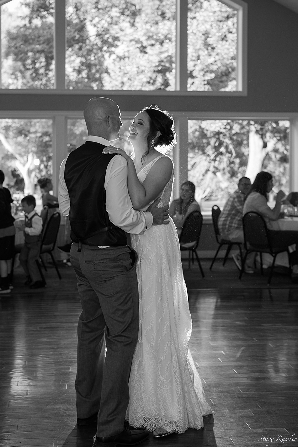 First Dance at the York County Club
