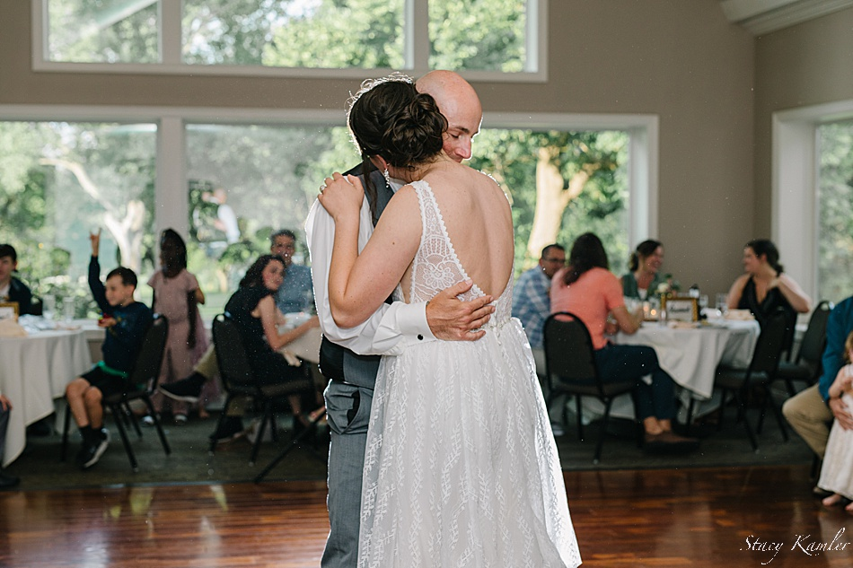 First Dances of the Reception
