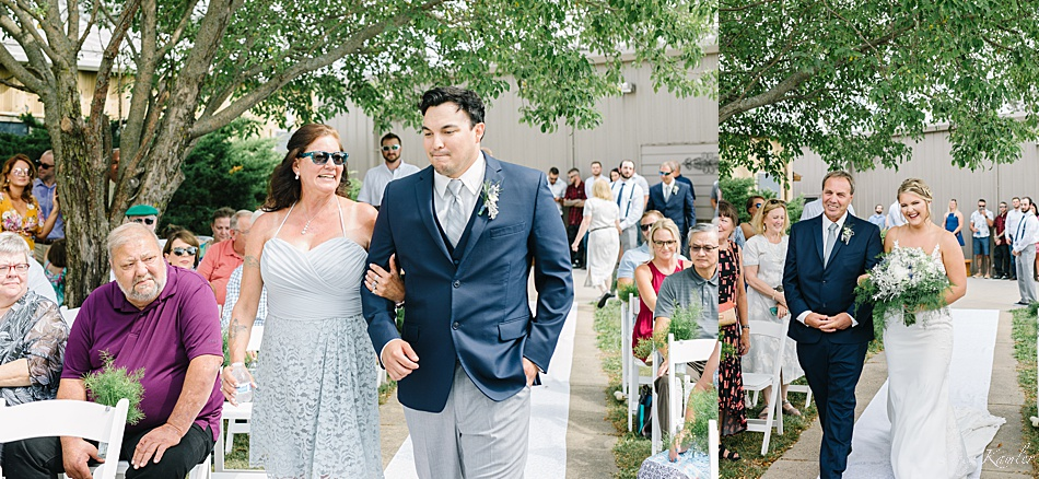 Nebraska Wedding Ceremony at Malcolm, NE