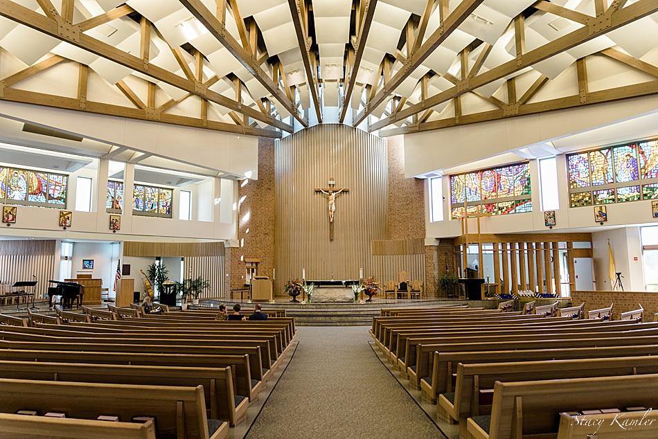 St. Joseph's Catholic Church, Lincoln NE