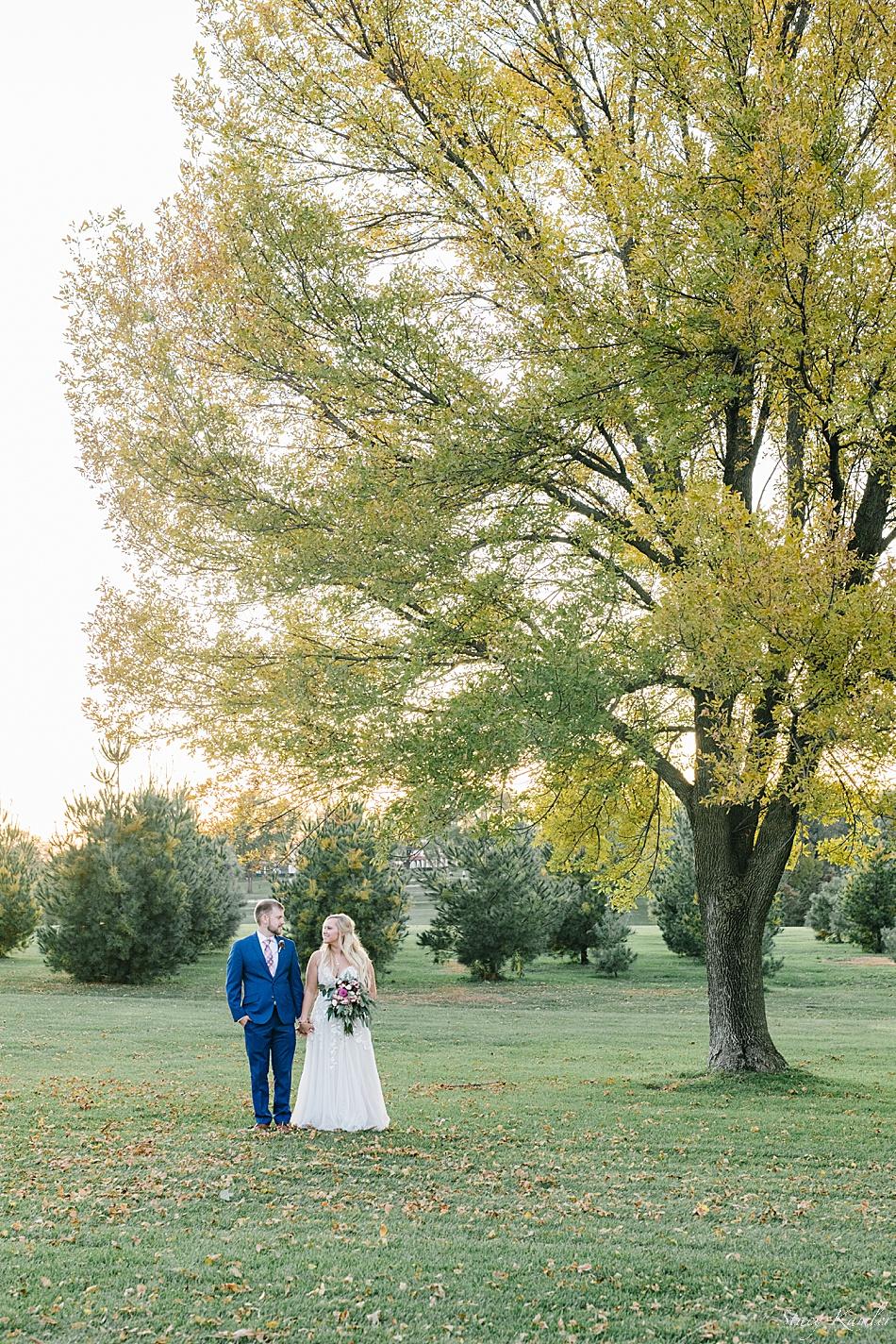 Golf Course Wedding, Lincoln NE