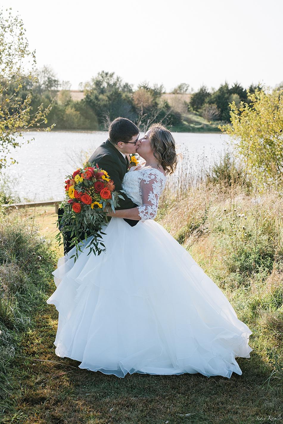 Wedding Photos at Recharge Lake